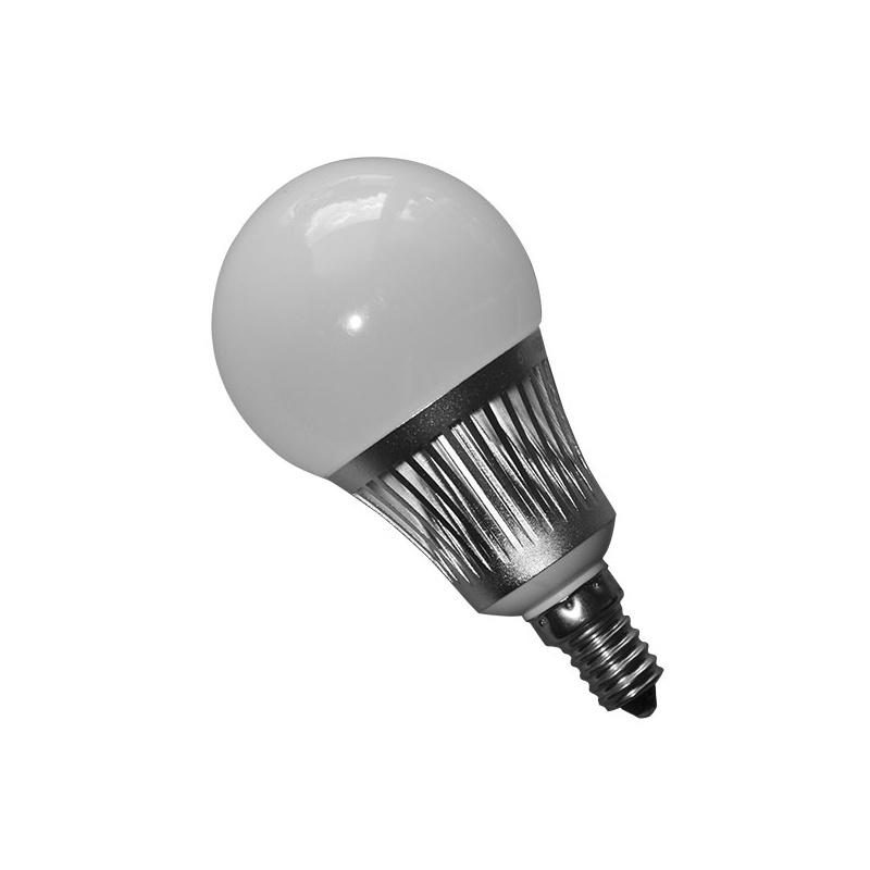 easy led lampe 5w e14 rgb ww. Black Bedroom Furniture Sets. Home Design Ideas