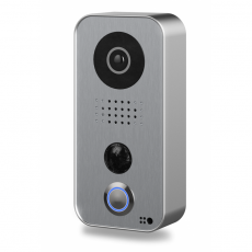 DoorBird D101S Strato-Silver-Edition IP Video Türstation...