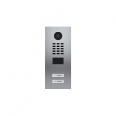 DoorBird IP Video Türstation D2102V, Unterputz-Version,...