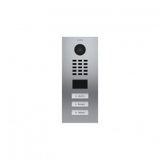DoorBird IP Video Türstation D2103V, Edelstahl V2A,...