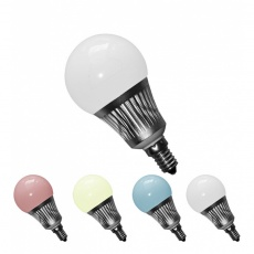 EASY LED Lampe 5W, E14, RGB+WW