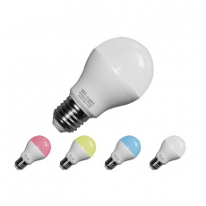EASY LED Lampe 6W, E27, RGB+WW