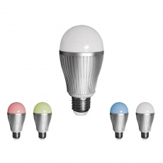 EASY LED Lampe 9W, E27, RGB+WW