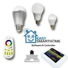 EASY LED Starter Set, inkl. Homegear Modul