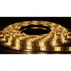 EASY LED Stripe RGB+WW, IP65, 12V, 10mm, 5m Rolle