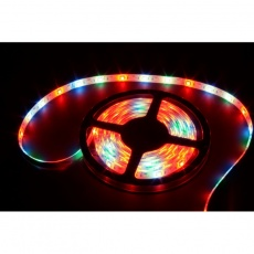 EASY LED Stripe RGB+WW, IP65, 24V, 12mm, 5m Rolle