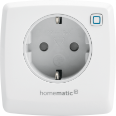 Homematic IP Schalt-Mess-Steckdose