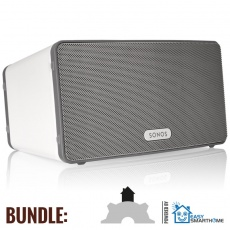 Sonos Play:3 Bundle weiß