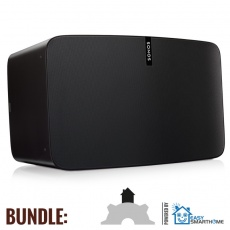 Sonos Play:5 Bundle schwarz
