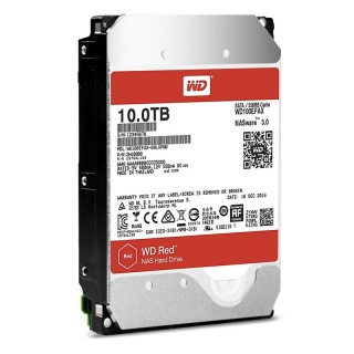 Western Digital Red NAS Festplatte 10TB