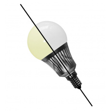 EASY LED Lampe Dual White 5W, E14, WW/CW