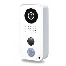 DoorBird IP Video Türstation D101, Polycarbonat Gehäuse,...