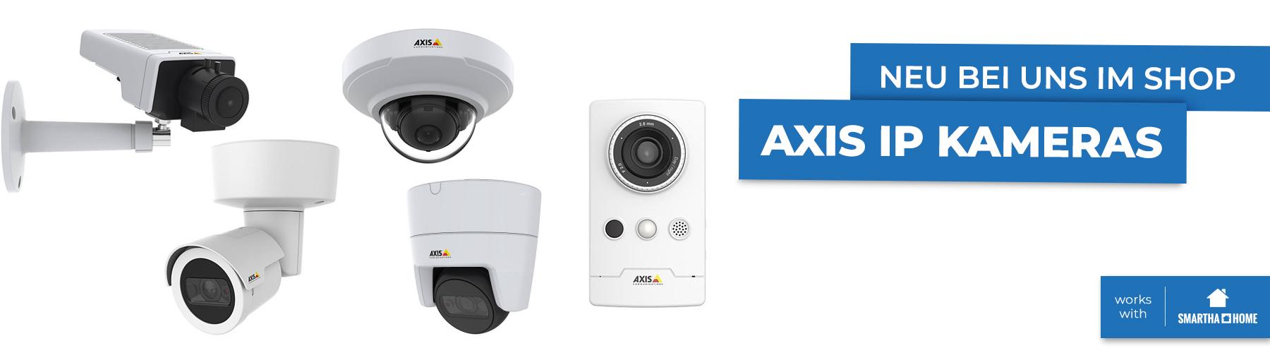 Axis IP Kameras