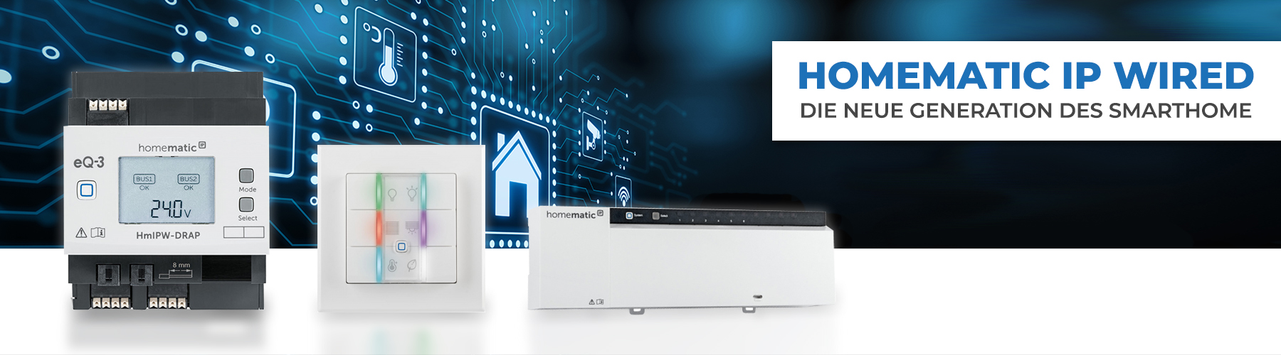 HomeMatic IP Wired